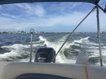 24 ft. Hurricane Gulfstream 24 Deck Boat Boat Rental Tampa Image 5