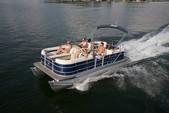 25 ft. Sweetwater Tritoon Pontoon Boat Rental Rest of Northeast Image 1