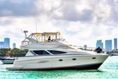 44 ft. Silverton Marine 43 Sport Bridge Cruiser Boat Rental Miami Image 1