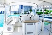 44 ft. Silverton Marine 43 Sport Bridge Cruiser Boat Rental Miami Image 2