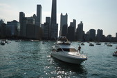 50 ft.  2007 SeaRay 50' Cruiser Boat Rental Chicago Image 11