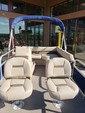 16 ft. Sun Tracker by Tracker Marine Bass Buggy 16 DLX w/40ELPT 4-S Pontoon Boat Rental Phoenix Image 4
