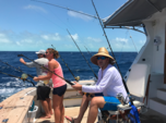 65 ft. Donzi Convertible Offshore Sport Fishing Boat Rental West Palm Beach  Image 7