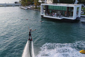 75 ft. Other Arkup Houseboat Boat Rental Miami Image 11