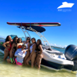21 ft. Chaparral Boats 216 SSi Ski And Wakeboard Boat Rental Miami Image 3