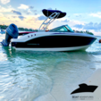 21 ft. Chaparral Boats 216 SSi Ski And Wakeboard Boat Rental Miami Image 8