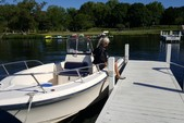 20 ft. Grady-White Boats 209 Escape w/F150 Yamaha Center Console Boat Rental Chicago Image 2