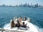 46 ft. Maxum 4600 SCB Sport Yacht Motor Yacht Boat Rental Chicago Image 3
