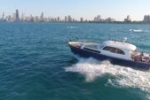 41 ft. Hatteras Yachts 41 Twin Cabin Classic Boat Rental Chicago Image 5