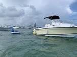 24 ft. Century Boats 2400 CC w/2-F150 Yamaha Walkaround Boat Rental Miami Image 5