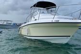 24 ft. Century Boats 2400 CC w/2-F150 Yamaha Walkaround Boat Rental Miami Image 6