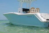 25 ft. TideWater Boats 250CC Adventurer w/2-150HP Center Console Boat Rental Tampa Image 4