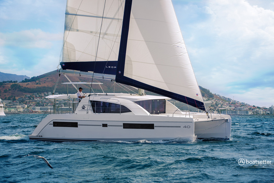 Rent a Leopard catamaran in Coronado, CA near me