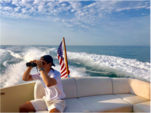 50 ft. Palm Beach Marinecraft 50 Motor Yacht Boat Rental Boston Image 4