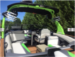 23 ft. Tige' Boats Z3 Ski And Wakeboard Boat Rental Rest of Southeast Image 6