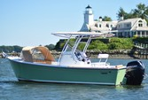 21 ft. Vanquish Bristol Harbor Center Console Center Console Boat Rental Boston Image 3