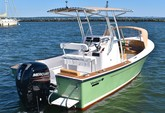 21 ft. Vanquish Bristol Harbor Center Console Center Console Boat Rental Boston Image 1