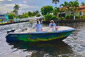 26 ft. Angler Boats 2600CC w/Z200TXR Yam Center Console Boat Rental Miami Image 3