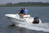 19 ft. Sea Hunt Boats Triton 188 Center Console Boat Rental Boston Image 1