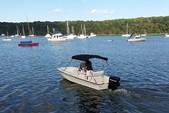 17 ft. Thundermist Blackstone 170 Classic TriHull Center Console Boat Rental Boston Image 1
