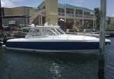 40 ft. Intrepid Powerboats 400 Cuddy Triple rigged Express Cruiser Boat Rental West Palm Beach  Image 8