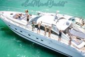 65 ft. princess V65 Express Cruiser Boat Rental Miami Image 2