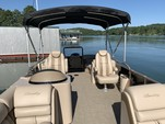25 ft. Bentley Pontoon 253 Prestige LC Tri-Toon  Pontoon Boat Rental Atlanta Image 2