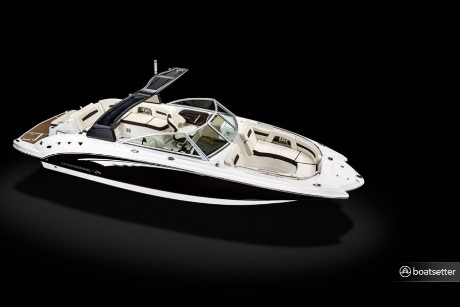 Rent a Chaparral Boats bow rider in Chicago, IL near me