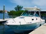 31 ft. Robalo 305 WA W/2-F300XCA Walkaround Boat Rental Miami Image 1