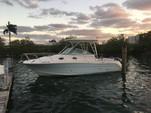 31 ft. Robalo 305 WA W/2-F300XCA Walkaround Boat Rental Miami Image 13