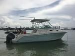 31 ft. Robalo 305 WA W/2-F300XCA Walkaround Boat Rental Miami Image 17