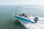 21 ft. Regal 21 OBX Cruiser Boat Rental Miami Image 1