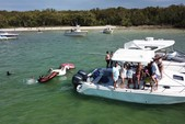 31 ft. Robalo 305 WA W/2-F300XCA Walkaround Boat Rental Miami Image 19