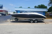 24 ft. Yamaha SX240 High Output  Jet Boat Boat Rental Tampa Image 6