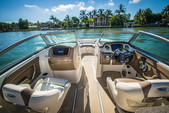 26 ft. Chaparral Boats Sunesta 264 Bow Rider Boat Rental Miami Image 4