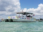 36 ft. Other Cutlass custom Pontoon Boat Rental Miami Image 1