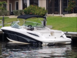 29 ft. Sea Ray Boats 270 SLX Cruiser Boat Rental Fort Myers Image 1