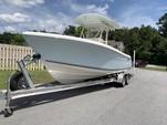 24 ft. Cobia Boats 237 CC w/F300 Yamaha Center Console Boat Rental Charleston Image 2
