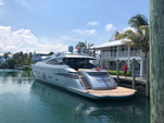 90 ft. Majestic Pershing Motor Yacht Boat Rental Miami Image 2