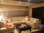 90 ft. Majestic Pershing Motor Yacht Boat Rental Miami Image 16