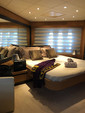 90 ft. Majestic Pershing Motor Yacht Boat Rental Miami Image 18