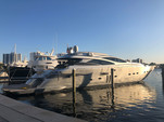 90 ft. Majestic Pershing Motor Yacht Boat Rental Miami Image 19