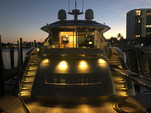 90 ft. Majestic Pershing Motor Yacht Boat Rental Miami Image 29