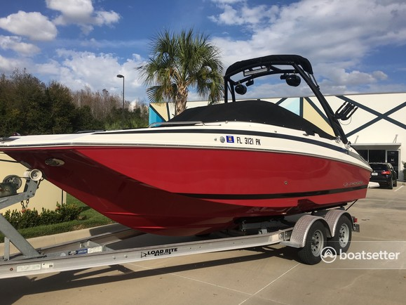 Rent a 2012 24 ft  Regal 24 FasDeck in Orlando, FL on Boatsetter
