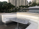 90 ft. Majestic Pershing Motor Yacht Boat Rental Miami Image 40