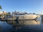 90 ft. Majestic Pershing Motor Yacht Boat Rental Miami Image 42