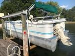 24 ft. Sundancer Pontoons 240 Majestic Pontoon Boat Rental Charlotte Image 1
