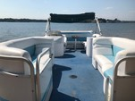 24 ft. Sundancer Pontoons 240 Majestic Pontoon Boat Rental Charlotte Image 4