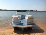 24 ft. Sundancer Pontoons 240 Majestic Pontoon Boat Rental Charlotte Image 4