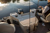 23 ft. Premier Marine 231 Cast-A-Way RE 2-Tube Pontoon Boat Rental N Texas Gulf Coast Image 1